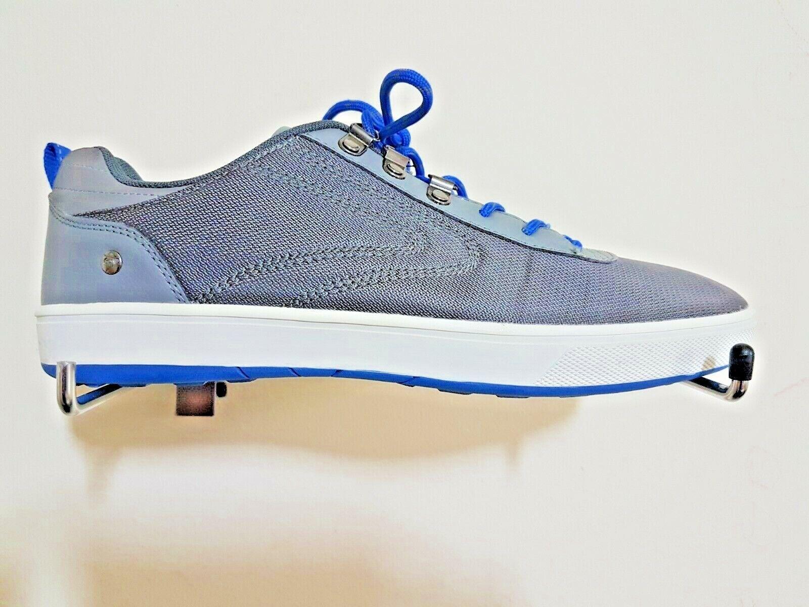 EX Sport Dirict Dunlop Hiker Hyb Lo Snr2 Grey/Charcoal Mens