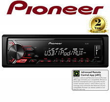 Pioneer MVH-190Ui Auto Estéreo Radio Reproductor Fm Usb Aux-in iPod iPhone Android