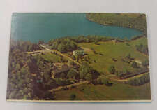 Deposit New York Scott's Oquaga Lake House Tri-Fold Antique Non Postcard J65820