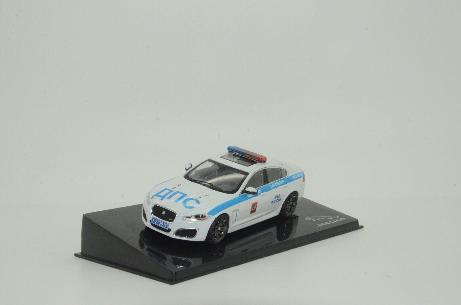 rara    Jaguar XFR la policía rusa Hecho a Medida 1 43