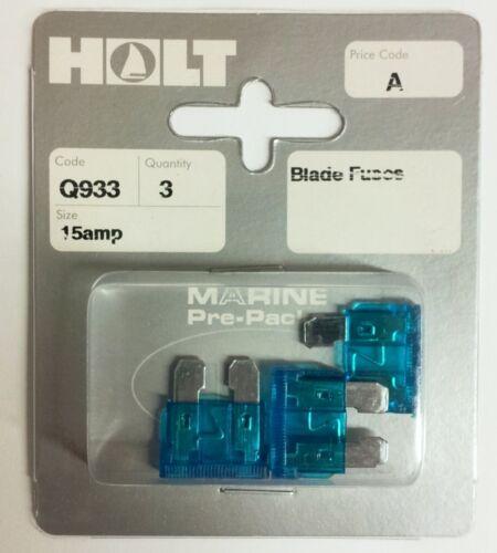 HOLT Marine Prepack Blade Fuses PPA