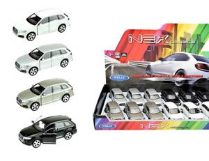 AUDI-q7-SUV-modello-di-auto-auto-prodotto-con-licenza-scala-1-34-1-39