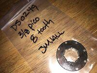 Stihl Husqvarna Chainsaw Danzco Performance Rim 3/8 Pico 8 Tooth Small Spline