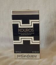 KOUROS  YVES SAINT LAURENT after shave tonic  50ml, OLD FORMULA  rare