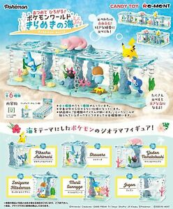 Pokemon-World-Glittering-Sea-Complete-Set-of-6