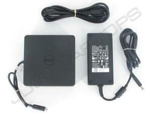 Dell-Latitude-5300-7300-Thunderbolt-3-Dock-Station-Port-Replicateur-180W-PSU