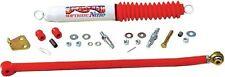 """Skyjacker® 6"""" Front Adjustable Track Bar 97-06 Jeep Wrangler TJ LJ TBA60 Red"""