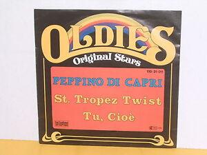 SINGLE-7-034-PEPPINO-DI-CAPRI-ST-TROPEZ-TWIST-TU-CIOE