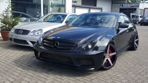 Body-Kit-034-Black-Series-034-Mercedes-CLS-W219-Tuning-auch-AMG