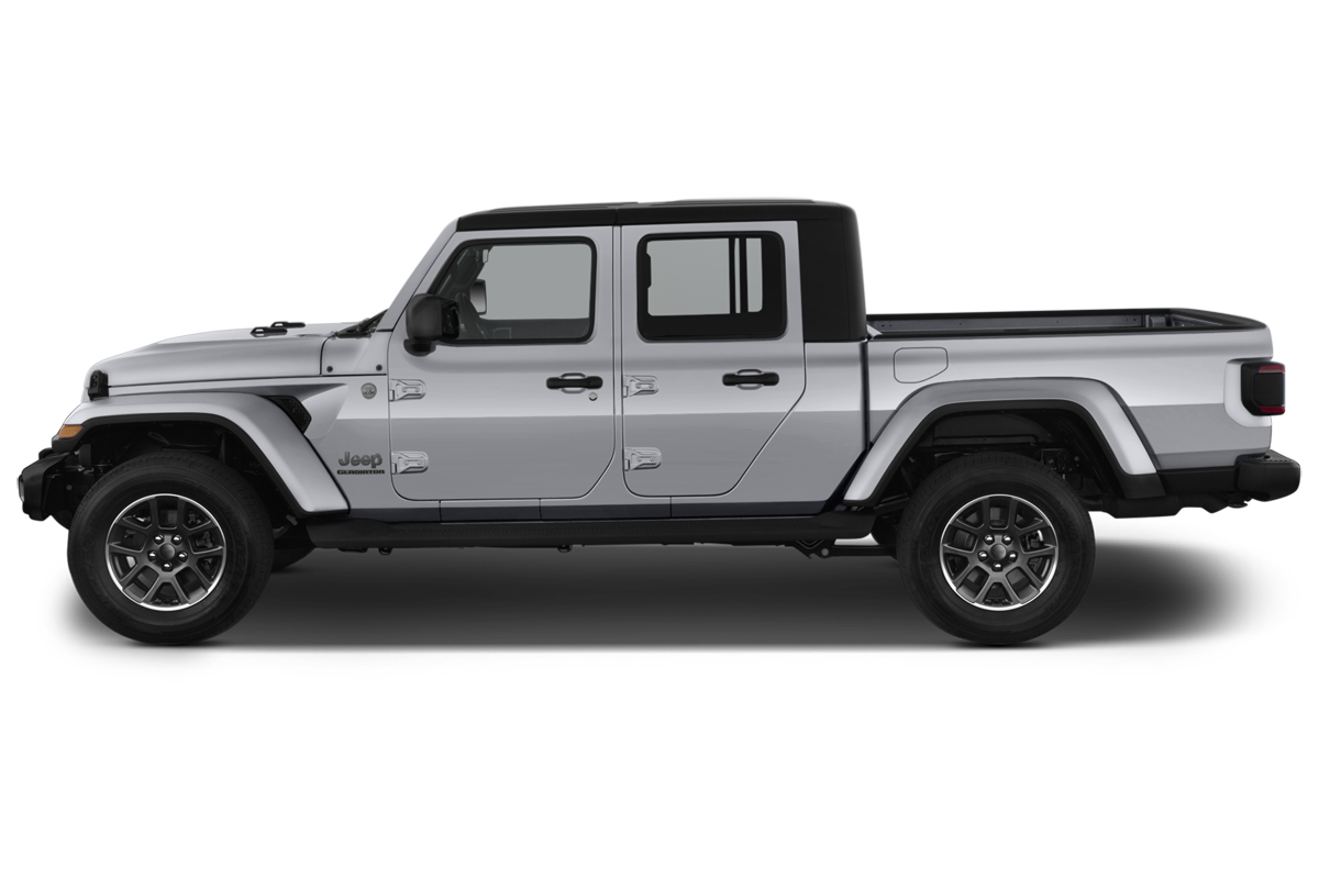 Jeep Gladiator side view