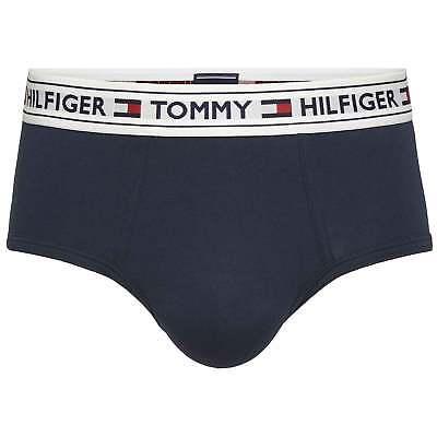 Slip Tri-Pack in Cotone Stretch Multicolor Tommy Hilfiger Uomo