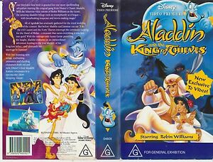 ALADDIN-AND-THE-KING-OF-THIEVES-1996-Walt-Disney-Classic-with-Robin-Williams