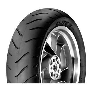 Dunlop 4080-99 Elite 3 Bias Touring Rear Tire 250//40VR-18 45091292