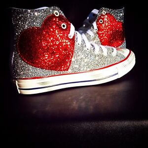 2converse all star cuore