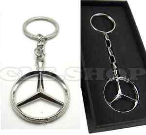 Gift mercedes benz key chain key ring keychain keyring for Mercedes benz keychains