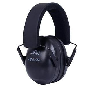 Details about Ear Defender Ear Muffs Adjustable Noise Cancelling Headphones  for Sleeping