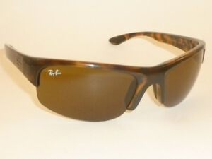 7879bcea80 New RAY BAN Brown Frame RB 4173 710 73 Brown Lenses Extra Polarized ...