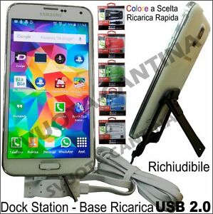 DOCK-STATION-DOCKING-BASE-CARICABATTERIE-USB-2-0-PER-Samsung-Galaxy-Note-2-II