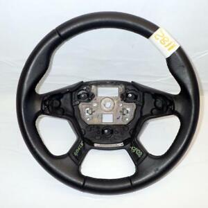 Ford Focus Leather Steering Wheel BM513600AD3ZHE mk3 1.0 Ecoboost|Ref.1182