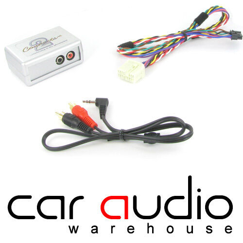 Connects2 ctvhox001 Honda Accord 2001-13 Coche Aux Iphone Ipod Interfaz Adaptador