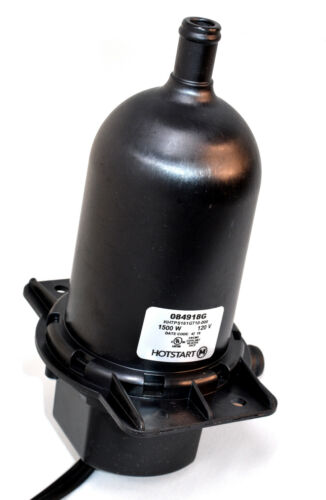 Hot Start Block Heater 1500W 120V Generac 084918G