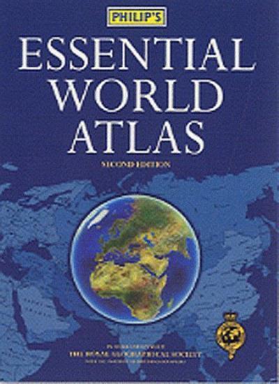 Philip's Essential World Atlas. 9780540077571