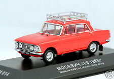 1/43 scale VVM014 Moskvitch 408 1968 Diamond Arm movie MIB