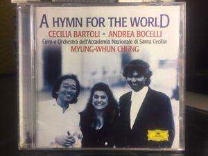 Myung-Whun Chung, Bartoli, Bocelli – A Hymn For The World NM+