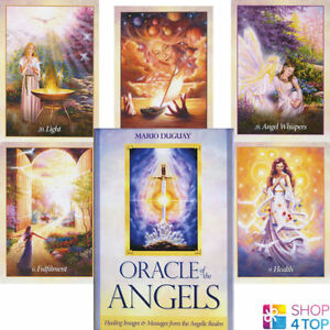 Oracle-of-The-Angels-Oracle-Deck-Cards-Mario-Duguay-Blue-Angel-New
