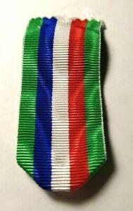 Coupe de ruban de la Médaille d'honneur Agricole échelon argent