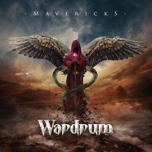 WARDRUM – Mavericks (NEW*GRE PROG/POWER METAL*RIOT*SYMPHONY X*C.GLORY)