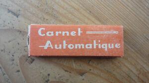 ANCIEN PAQUET DE FEUILLES A CIGARETTES ROLLING PAPER CARNET AUTOMATIQUE PCL Cccgl8kv-09152856-809025635