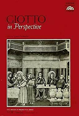 Giotto in Perspective Hardcover Laurie Schneider