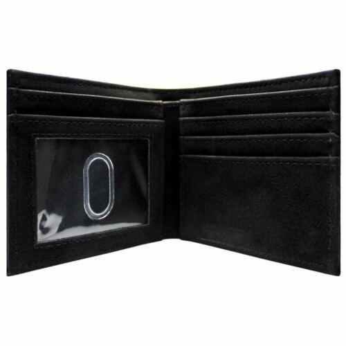 NEW OFFICIAL ASSASSINS CREED ODYSSEY SPARTA LOGO BLACK ID /& CARD BI-FOLD WALLET