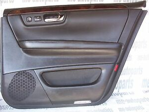 Details About 06 11 Cadillac Dts Oem Right Rear Door Panel Heated Memory Seat Adjust Switches