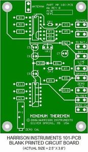 Blank-Printed-Circuit-Board-for-the-101-Minimum-Theremin