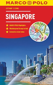 SINGAPORE-MARCO-POLO-CITY-MAP-BOOK-NUOVO