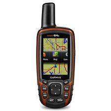 Garmin GPSMAP 64s GPS GLONASS WW B MAPPA + Live Tracking + baro ALTI & + Bluetooth