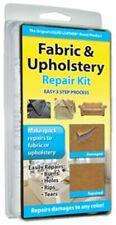 NO HEAT FABRIC & UPHOLSTERY Repair Kit-- Fixes Cuts, Burns, Tears, Rips etc--new