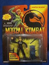 1994 Hasbro Mortal Kombat Sonya Blade Sealed