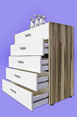 Mehrzweckkommode Kommode Schrank Aktenschrank  Mod.K445 Baltimore Weiss