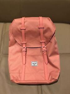 f134cd0de7 Herschel Supply Co Backpacks Retreat Mid Volume Pink 14L Classic in ...