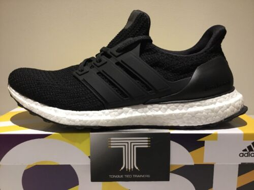 Adidas Ultraboost 4.0 Black BB6166 Uk Size 11