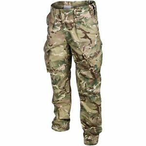 100% Quality British Army Pants Surplus Pcs Mtp Multicam Military Combat Trousers Temperate Exquisite Traditional Embroidery Art Collectibles Uniforms & Bdus