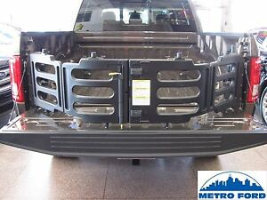 Tailgate extender for ford f150