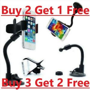360 Car Windshield Mount Cradle Holder Stand For Mobile Cell Phone for Iphone 747180896817