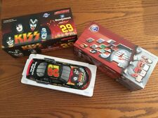 NASCAR KISS CAR KEVIN HARVICK