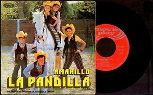 LA-PANDILLA-Amarillo-Me-Gustaria-Ensenar-Mundo-SPAIN-SG-7-034-Movieplay-1972
