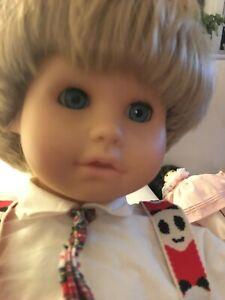 """Gotz Happy kidz Clara outfit ONLY fits 18/""""-19/"""" skinny vinyl gotz dolls"""