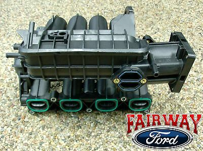 NEW OEM Ford 2001-2003 Ford Ranger 2.3 Intake Manifold Complete w// IMRC Actuator